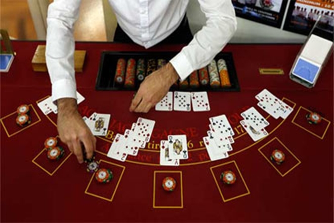 Play Casino Poker Online Texas Hold 'em Respectfully