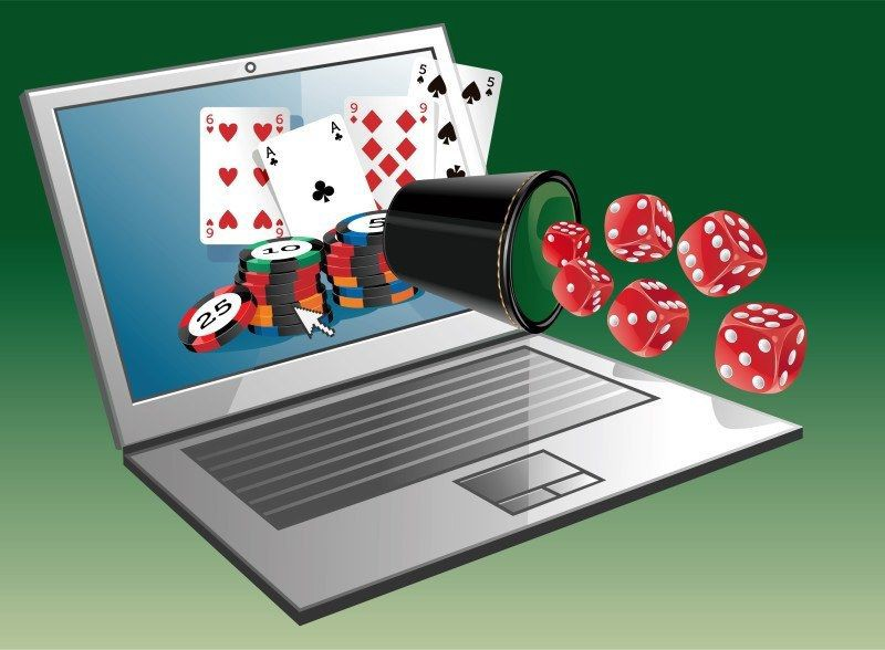 Six Guidelines About Gambling Meant To Be Damaged