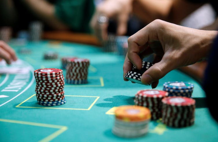 Issues You Should Know About Online Casino