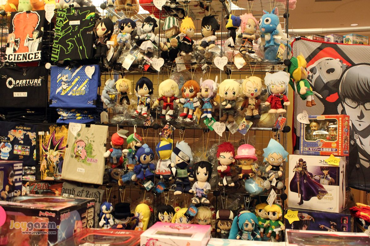 If Sailor Moon Shop Is So Dangerous, Why Do Not Statistics Present It?